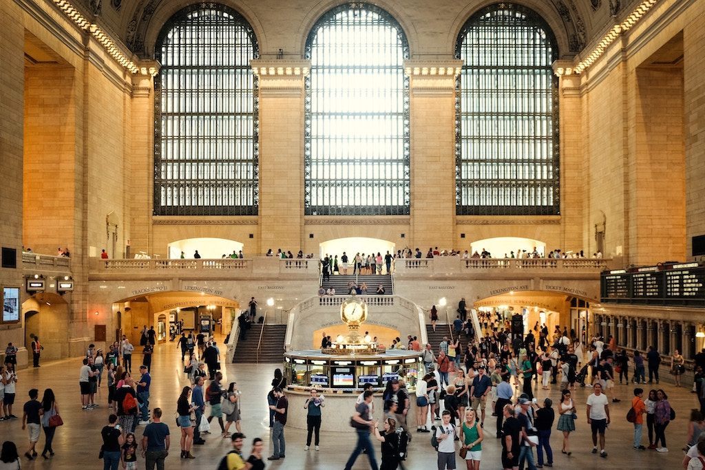 Grand Central Station, New York. Photo by Jad Limcaco
